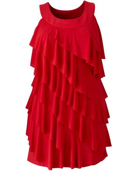 Tunik Ruffle ruffle tunic plus size fashion