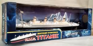 Plastic Bathtub Price Rms Titanic Battery Powered Toy Atlantis Toy And Hobby