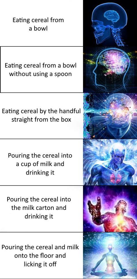 Brain Meme - expanding brain meme