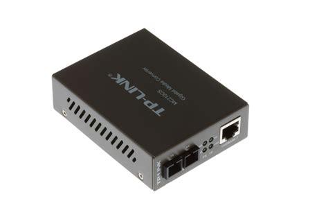 Tp Link Mc210cs Singlemode Gigabit Ethernet Media Converter tp link gigabit sc singlemode fiber converter 1310nm 15km