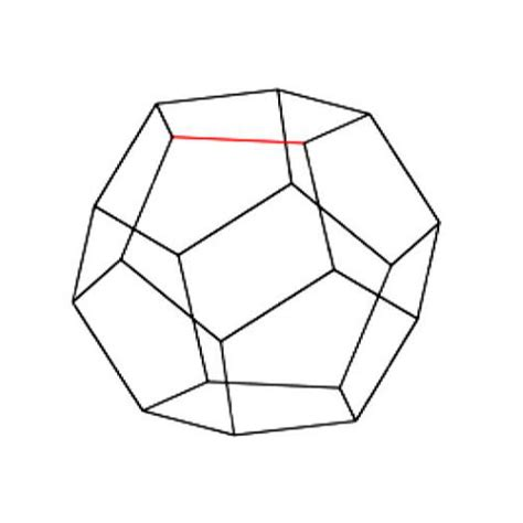 Dodecahedron Template Printable Images - dodecahedron the 3doodler