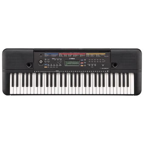 Keyboard Elektrik yamaha 61 key portable electric keyboard psre263