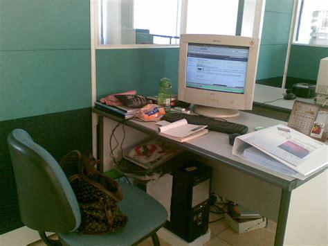 Meja Kantor Baru berkati langkahku di tempat baru honey bee