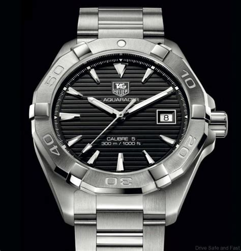Tag Heuer Calibre 5 tag heuer aquaracer 300m calibre 5 automatic 40 5mm