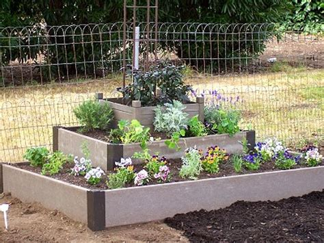 Raised Garden Bed Planting Ideas Raised Bed Gardening Hgtv