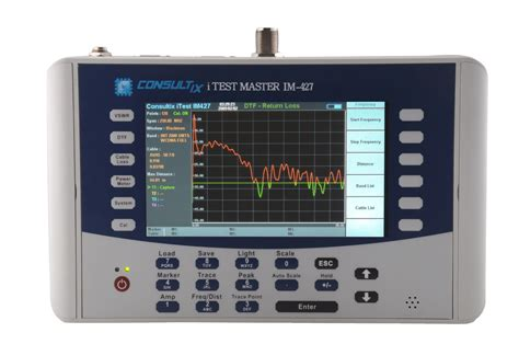 cable and antenna analyzers consultix