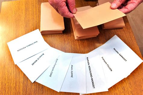 Primaire De La Droite Et Du Centre Comment Trouver Votre Trouver Bureau De Vote