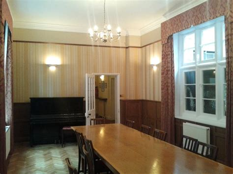 chapter room refurbishment of st barnabas cathedral chapter room frank goulding 2013