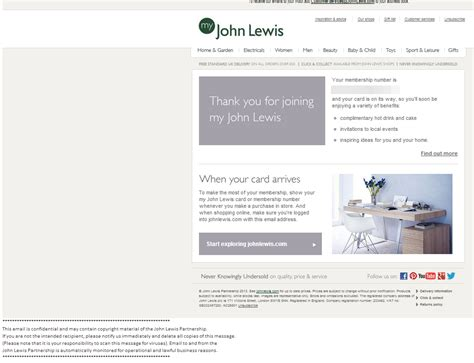 email format john lewis it s all about the conversation or is it may 2014