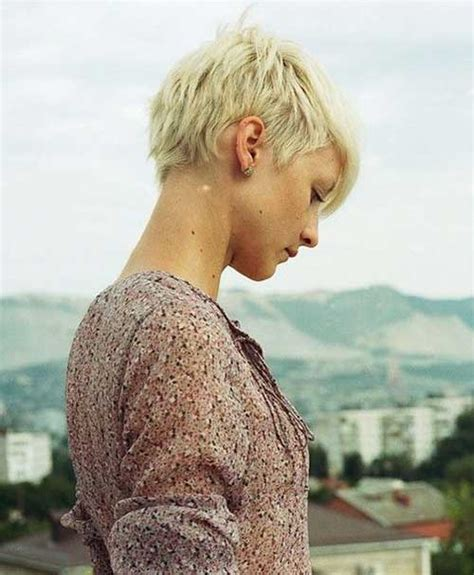 haircuts for shorter in back longer in front 50 best short pixie haircuts short hairstyles haircuts