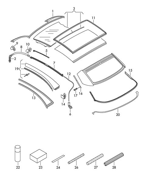 volkswagen cabrio parts diagram imageresizertool