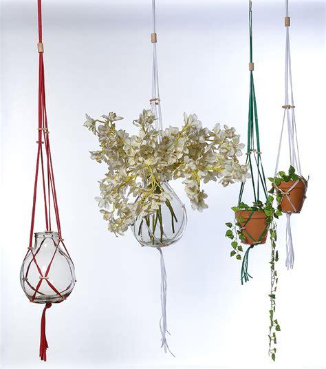 les suspension cache pot suspendus pot de fleurs suspendu et jardini 232 re suspendue maison