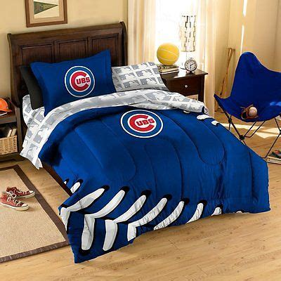 chicago cubs baseball bedding sets cozybeddingsets
