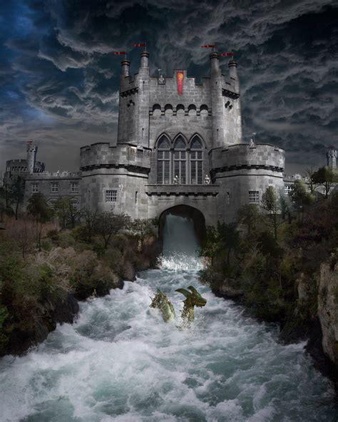 Professional Floor Plan river castle by goodtea on deviantart