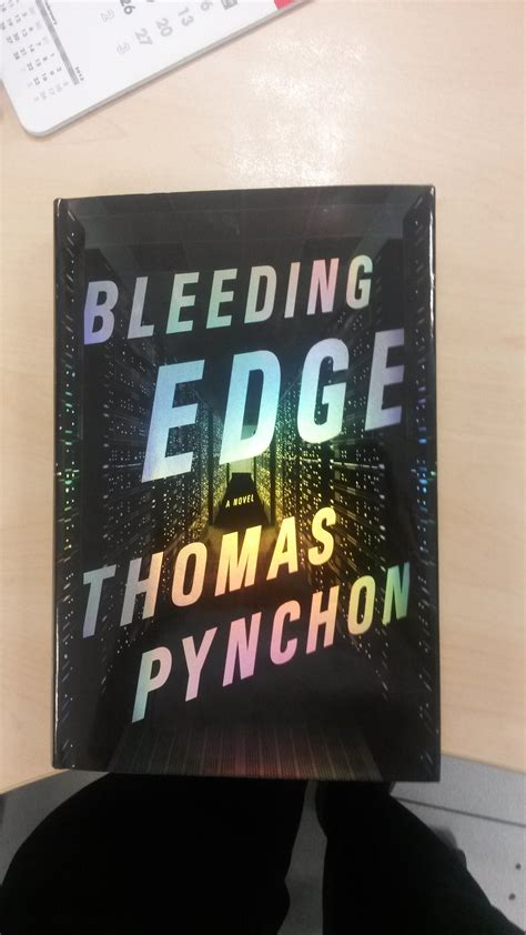 libro bleeding edge lectura y locura bleeding edge de thomas pynchon