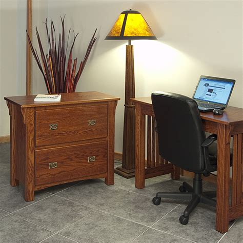 mission style lateral file cabinet mission style solid oak office lateral filing cabinet 36