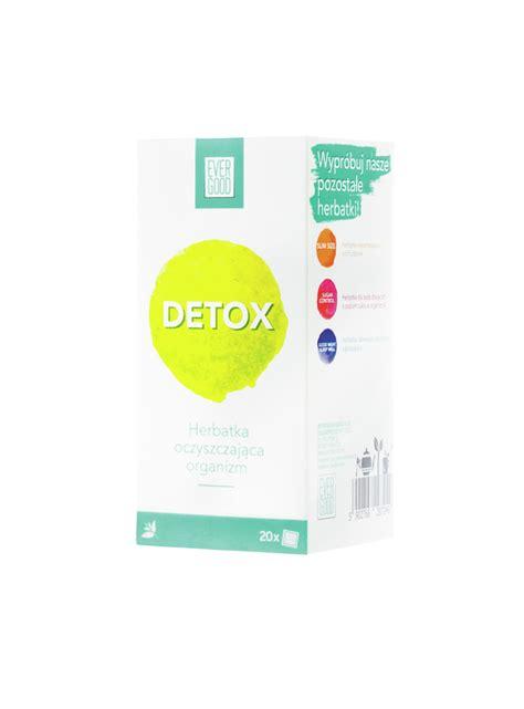 Detox Na Nerki by Herbatki Funkcjonalne Evergood Pl