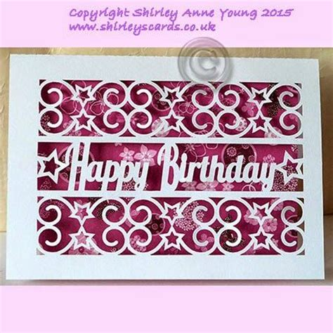 Silhouette Birthday Card Template by Best 25 Happy Birthday Younger Ideas On