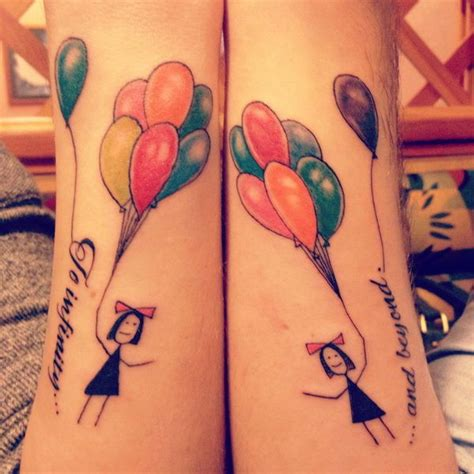 15 best friend tattoos pretty designs
