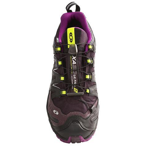 salomon trail running shoes review salomon xa pro 3d ultra cs wp shoes for 6479g