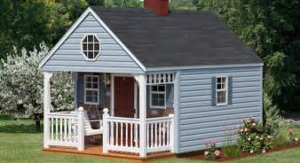 backyard cabins for sale amish built playhouses for sale from amish backyard structures