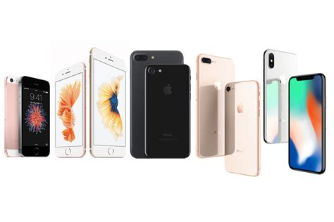 which iphone is best for you iphone x iphone 8 iphone 7 or iphone 6s