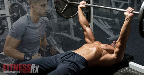 how to get stronger bench press 7 tips for a bigger stronger bench press fitnessrx for men
