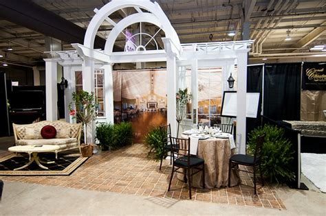 design wedding booth august 2012 southern bridal show expo booth design for
