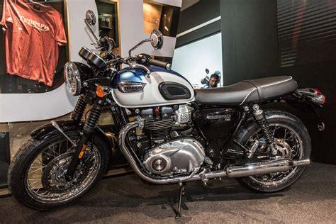 Triumph At Motorrad by Triumph Neuheiten 2017 Motorrad Fotos Motorrad Bilder