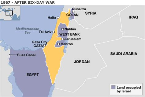 middle east map golan heights map israel west bank gaza golan heights