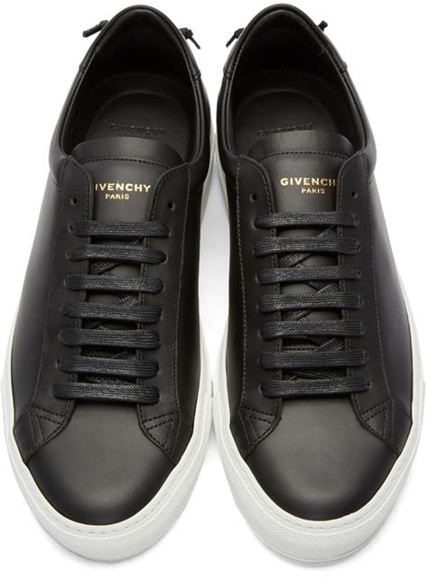 s givenchy sneakers givenchy black knots sneakers in black lyst