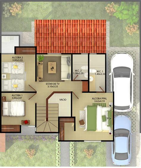 pisos segunda casa tipo 2 terraza segundo piso planos en 2018