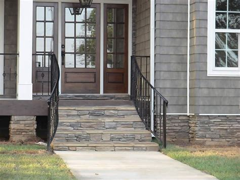 front porch railings images home