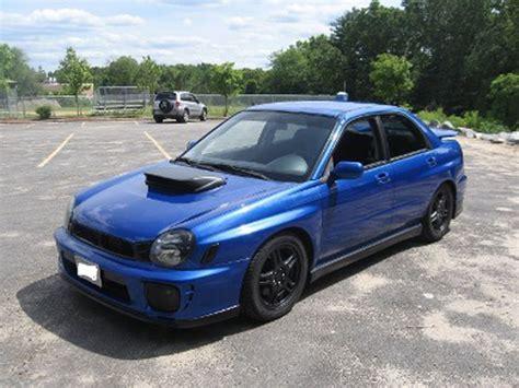 2003 subaru wrx engine 2003 subaru impreza wrx for sale lowell massachusetts