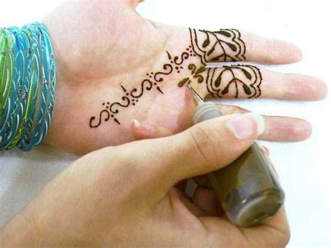 diy henna tattoo paste henna paste makedes