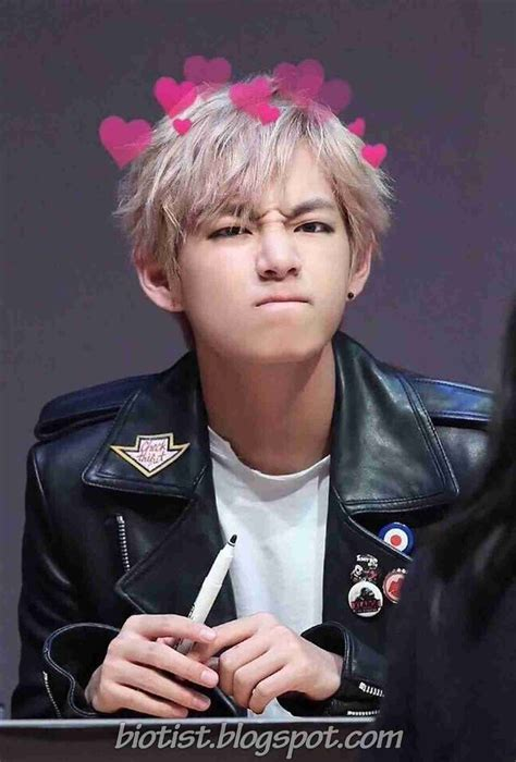 Taehyung Bts Biography | biotist v bts kim taehyung profile photos fact bio