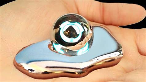 karina garcia hot glue gun liquid mirror metal that melts in your hand youtube
