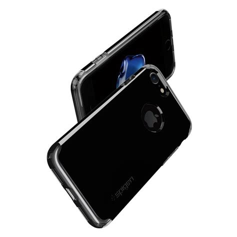 Spigen Iphone 7 Hybrid Armor Sgp042cs20840 Jet Black T0210 spigen 174 hybrid armor 042cs20840 iphone 7 jet black
