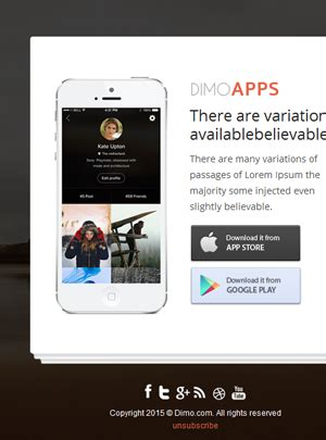 Dimo 16 Email Notification Template Set Access dimo notification