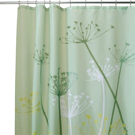 how much fabric to make a shower curtain peddlers design shopping interdesign thistle shower