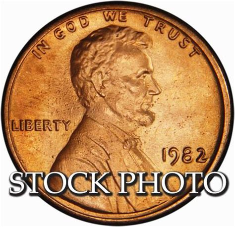 1982 lincoln cent 1982 lincoln cent mount vernon coin