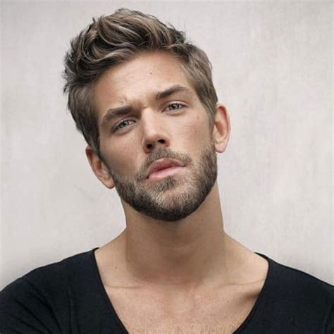 men taper on the sides with beard 25 pretty boy haircuts men s haircuts hairstyles 2017