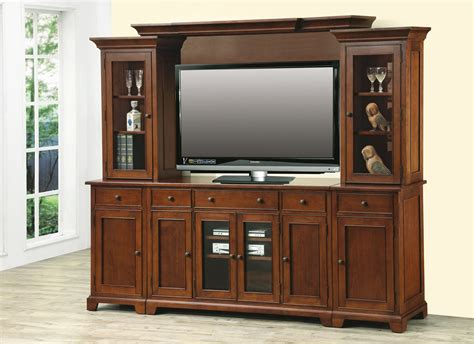 60 tv entertainment center the americana entertainment center for 60 quot tv cherry