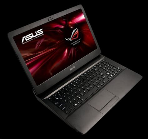 Laptop Asus Rog G Series asus g series review g750 rog gaming laptop vs republic of the knownledge