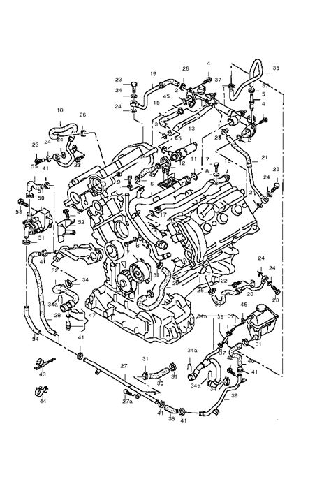 audi a4 1 8 t engine diagram 2003 audi a4 engine diagram wiring diagram and fuse box
