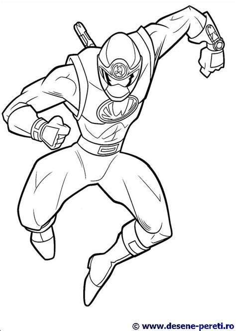 power rangers lightspeed rescue coloring pages power rangers planse de colorat picture to pin on