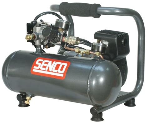 senco 1 2 hp electric free light weight compressor the home depot canada