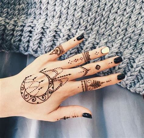 tattoo hand cs 1 6 easy henna tattoos designs henna designs pinterest
