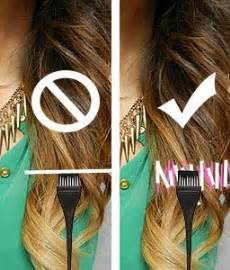 do it yourself ombre hair step by step do it yourself ombre not for the fainthearted or for