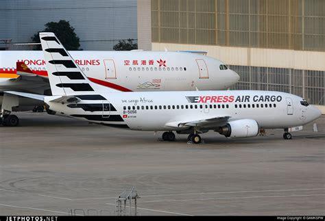 b 5056 boeing 737 330 qc express air cargo gamkspw jetphotos